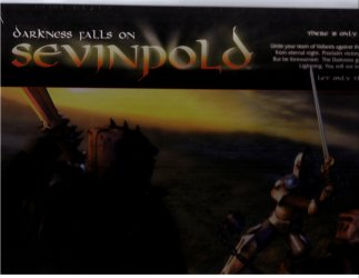 Darkness Falls on Sevinpold by Sevinpold Castles, Inc.