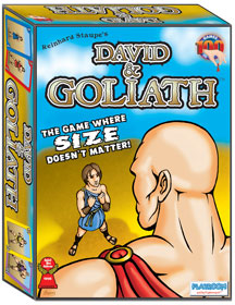 David & Goliath by Playroom Entertainment