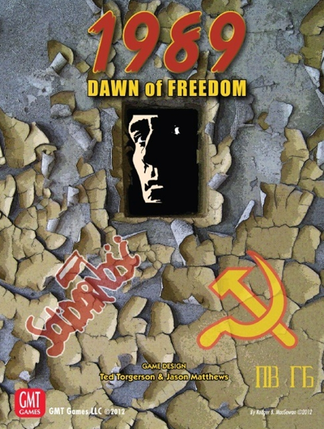 1989: Dawn of Freedom by GMT Games