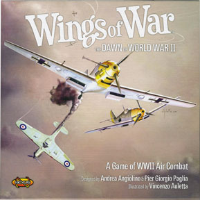 Wings of War: The Dawn of World War II by Fantasy Flight Games