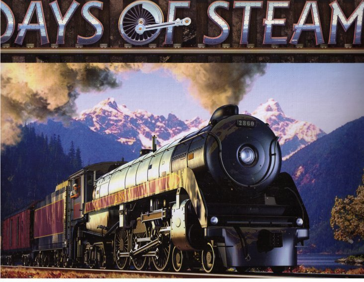Days Of Steam by Valley Games