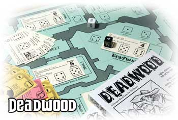 Deadwood - Box Set Edition by Cheapass Games