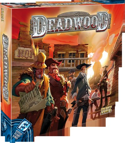 Deadwood by Fantasy Flight Games