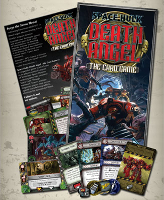 Space Hulk: Death Angel - The Card Game by Fantasy Flight Games