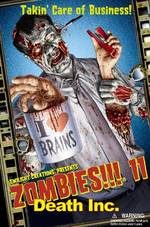 Zombies!!! 11: Death Inc. by Twilight Creations Inc.