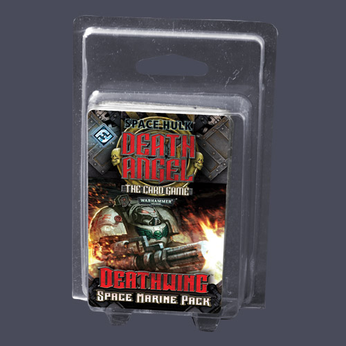 Space Hulk: Death Angel - Deathwing Space Marine Pack by Fantasy Flight Games