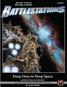 Battlestations: Deep Ones In Deep Space by Gorilla Games
