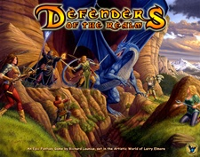 Defenders Of The Realm by Eagle Games