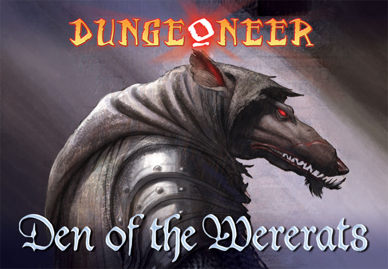 Dungeoneer: Den Of The Wererats by Atlas Games