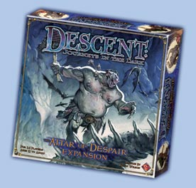 Descent: Altar Of Despair Expansion by Fantasy Flight Games