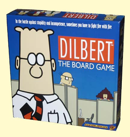 Dilbert Board Game by Hyperion, Inc.