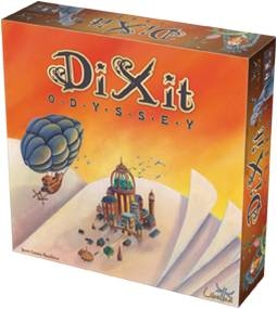 Dixit 3: Odyssey by Asmodee Editions