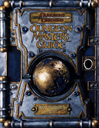 Dungeons & Dragons: Dungeon Masters Guide HC by TSR Inc.