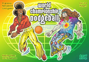 World Championship Dodge Ball by GOODMAN GAMES