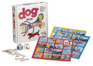 Dog Dice by Gamewright