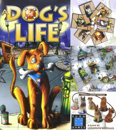 Dogville (A Dog's Life) by Eurogames