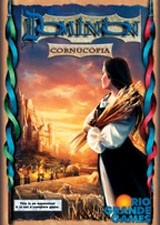 Dominion: Cornucopia Expansion by Rio Grande Games