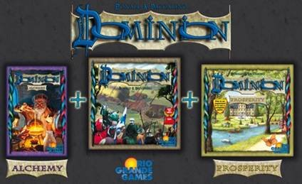 Dominion Big Box by Rio Grande Games