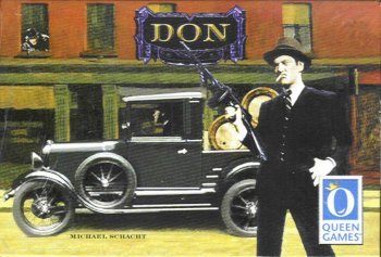 Don by Queen Games