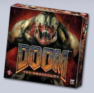Doom: The Board Game by Fantasy Flight