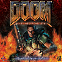 Doom: The Board Game Expansion by Fantasy Flight Games