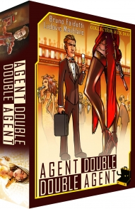 Double Agent by Asmodee Editions