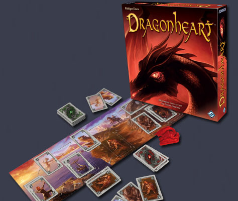 DragonHeart by Fantasy Flight Games