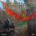 Prophecy: Dragon Realm Expansion by Z-Man Games, Inc.