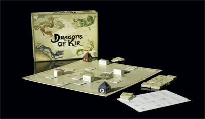 Dragons Of Kir Board Game by One Eye Productions