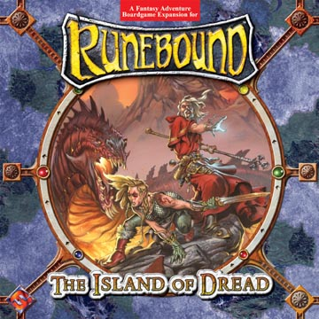 Runebound: Island of Dread by Fantasy Flight