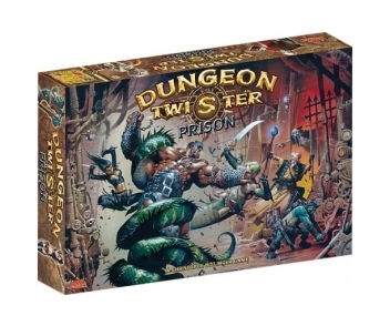 Dungeon Twister: Prison by Asmodee Editions