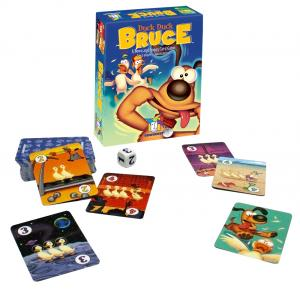Duck Duck Bruce by Gamewright