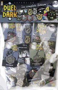 Duel in the Dark Expansion Bag by Z-Man Games, Inc.