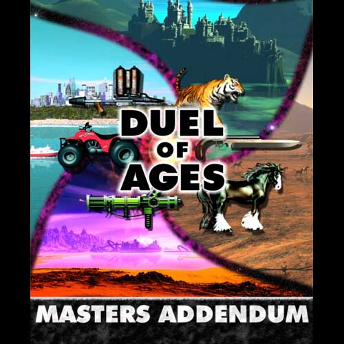 Duel of Ages - Set 8 - Masters Addendum by Venatic Inc.