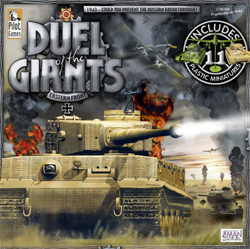 Duel Of The Giants by Z-Man Games, Inc.