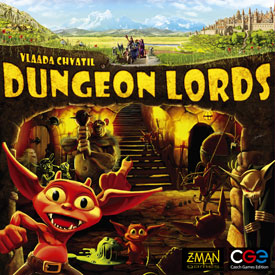 Dungeon Lords by Z-Man Games, Inc.
