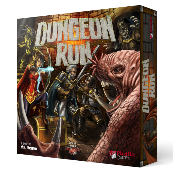 Dungeon Run by Plaid Hat Games
