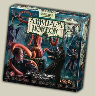 Arkham Horror: Dunwich Horror Expansion by Fantasy Flight Games