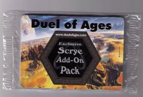 Duel of Ages Exclusive Scrye Add-On Pack (2003 exclusive) by Venatic Games