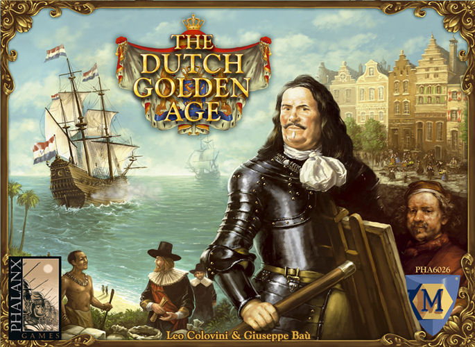 The Dutch Golden Age by Mayfair Games / Phalanx Games