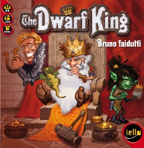 Dwarf King by Iello