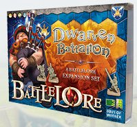 BattleLore : Dwarven Battalion Pack by Days of Wonder, Inc.