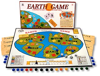 Earth Game by Family Pastimes