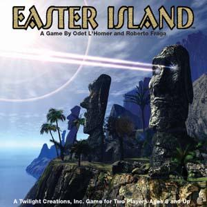 Easter Island by Twilight Creations, Inc.