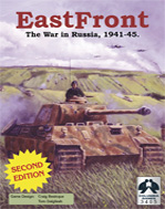 EastFront (2nd Edition) by Columbia Games