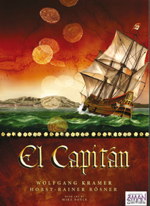 El Capitan by Z-Man Games, Inc.