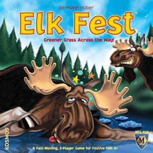Elchfest (Elk Fest) by Mayfair Games