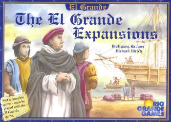 El Grande Expansions by Rio Grande Games
