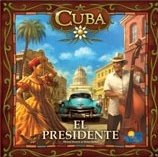Cuba: El Presidente Expansion by Rio Grande Games