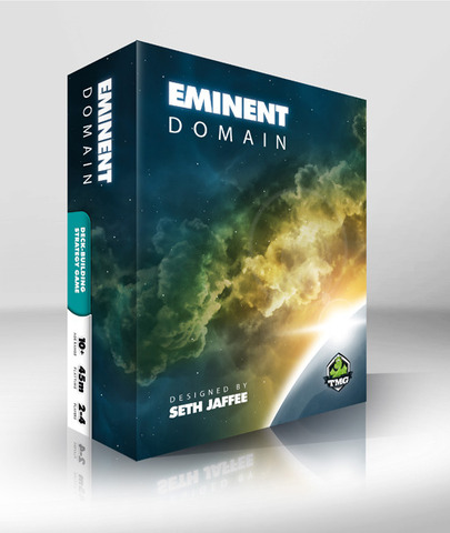 Eminent Domain by Tasty Minstrel Games